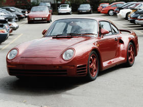 Porsche Porsche Exclusive Manufaktur - 1989