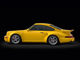 Porsche Porsche Exclusive Manufaktur - 1992–1993