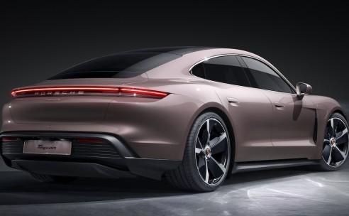 Porsche Taycan nu ook met achterwielaandrijving